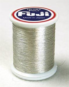 Ultra Poly Metallic Size D 100M MTD00-903-silver-metallic