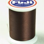 Ultra Size A Dark Brown Thread