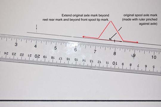 Reel Measurement Diagram 5