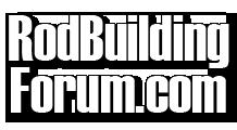 Rod Building Forum Logo
